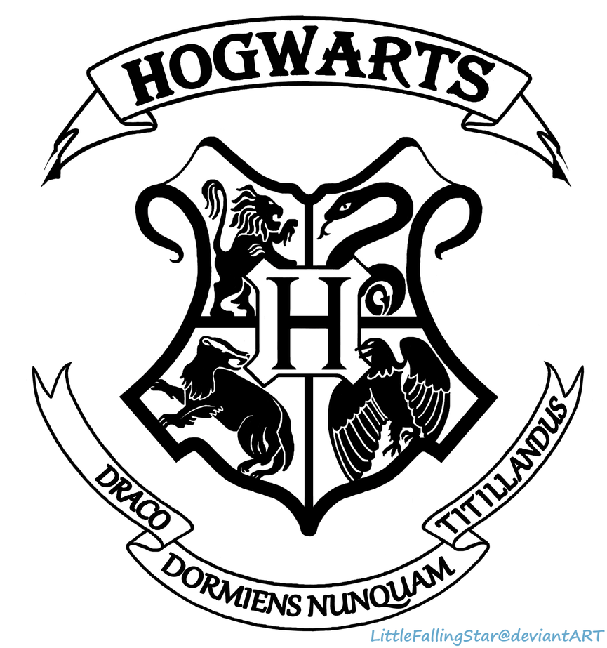 Harry Potter-Style Family Crest – Crafting Doctor